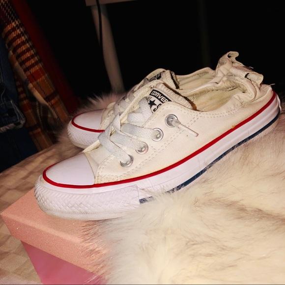 Converse Shoes | White Size 5 | Poshmark